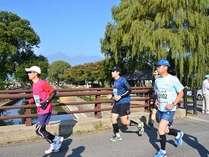 ★第2回★安曇野ハーフマラソン参加者限定!!温泉旅館で心も体もリラックス。【素泊まりプラン】