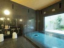 ラジウム人工温泉大浴場で旅のお疲れをごゆっくり癒してください。【15:00~2:00/5:00~10:00】