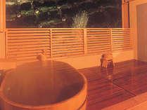 【和室】露天風呂