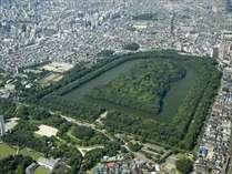 堺市提供仁徳天皇陵古墳