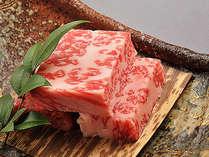 佐賀産和牛は離れ客室利用で全プランで味わえます