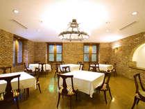 団体様でも利用できるレストラン個室もございます