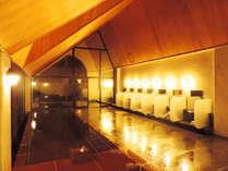 広々大浴場♪露天風呂付き
