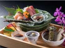 料理長厳選の鮮魚♪(※季節や仕入れにより内容が変わります)