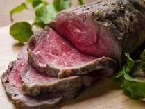 6月からの熟成肉フェアは期間限定,会席料理に登場です。