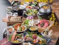 ボリュームたっぷり釜飯御膳は炊上がりの薫りが食欲をそそります♪(季節や仕入れにより内容が変わります)