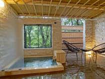 露天風呂付き洋室