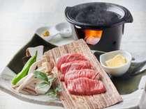 国産和牛の炙り焼き[会席料理]