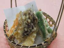 サクサクと美味しい天ぷらはどうですか♪