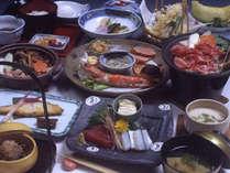 料理長のこだわり料理(夕食イメージ)