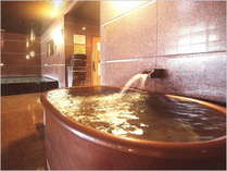 【水風呂】 水風呂・水シャワー・サウナもございます