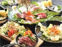 【1F和ダイニング 藤の季(ふじのとき)】 福井産の旬の食材を使ったお料理をお楽しみください