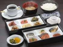 おすすめ朝食♪和定食ーJapanese-stylー