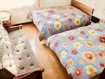 本館Appi Life~is Beautiful~の中でも最高なベッドが入っております!オススメします♪