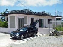 *外観/許田ICから車で約35分。最大10名様まで宿泊可能な一軒家貸別荘です☆