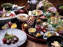 月替わり献立 日本料理懐石 前菜イメージ