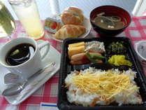 無料朝食★お弁当☆コロナ対策万全!お部屋でお召しあがりできます!