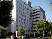 ≪ホテルルートイン浜松駅東≫JR北口よりお越しくださいませ。