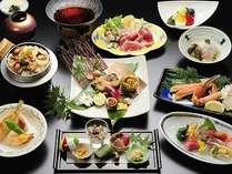 お料理グレードアップ!当館一番人気【華会席】プラン