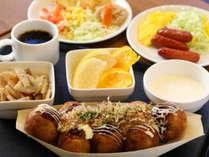 ■朝食メニュー例