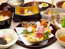日本料理「矼」会席イメージ
