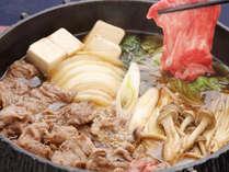 日本料理「矼」のすき焼き