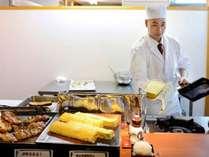 和食バイキング(朝食)