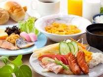 ホテルシーウェーブ別府 朝食