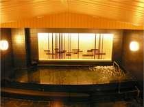 ラヂウム人工温泉大浴場でほっと一息♪入浴時間(17時~深夜1時 朝6時~10時)