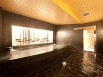 ◆大浴場◆ラヂウム人工温泉大浴場でほっと一息♪入浴時間(17時~深夜1時 朝6時~10時)