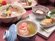 ☆ボリューム控えめのお料理。量はたくさん食べられないお客様のご要望から誕生しました。