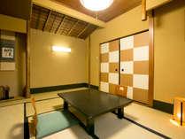 和室7.5~8畳(例)◆カップルやお友達とのご旅行に★静かにお過ごし頂けます。※各部屋造りが異なります