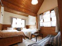 清潔感のある明るい客室