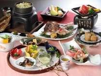 ☆旬の食材と料理長のアイディア盛り沢山!『宴プラン』(和室1泊2食付)☆