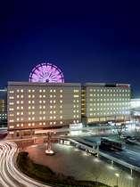 【アクセス】鹿児島中央駅直結の立地は観光・ビジネスの拠点に最適!!