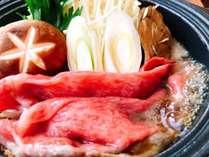 山形牛すき焼き(銘々イメージ)
