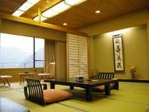【本館スタンダード和室】和の伝統と格式を重んじる和室