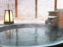 冬も露付き客室でゆったり雪見風呂♪