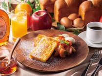 フレンチトースト(朝食ビュッフェ)