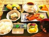朝食は和洋チョイス可能♪「和食」