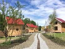 夏のニングルフォーレ【全棟独立の1棟建て】美瑛の森で過ごす贅沢なあなただけの時間。