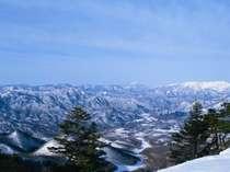 会津高原たかつえスキー場(山頂)