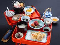 *【お食事】会席料理一例