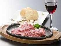 《デラックス客室》【1日20食限定!とろけるような福島牛をご堪能ください】☆福島牛ステーキプラン☆