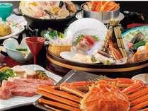 自慢の海鮮を盛り込んだ料理長こだわりの特選料理をご堪能ください!