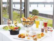 【一木一草】朝食バイキング洋食イメージ