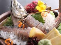 限定タイムセール▼鮮魚の造里盛付き★市場で直仕入れの旬の会席「季の月」が11000円!