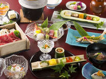 【加賀ていねい】スタンダード!すゞやの定番◆迷ったらこちら!目でも舌でも楽しめる加賀の旬「遊菜会席」
