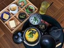 良い1日は朝食から!THE LIVELY 福岡博多自慢のモーニングセットです。