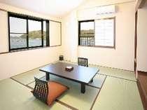 2階露天風呂付き客室一例